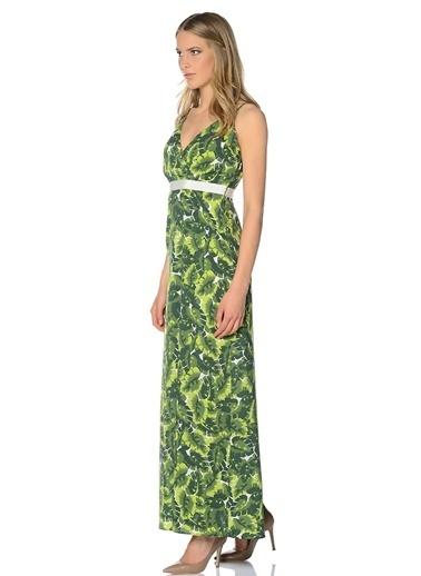 Fabrika Elbise Yeşil
